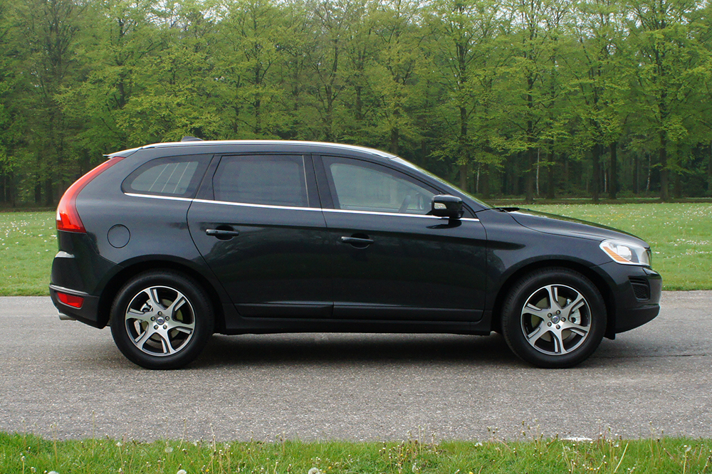 volvo XC60 armored